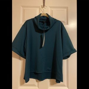NWT DG2 cowl neck pullover.